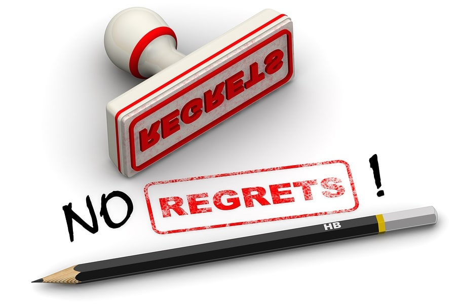 useful regrets